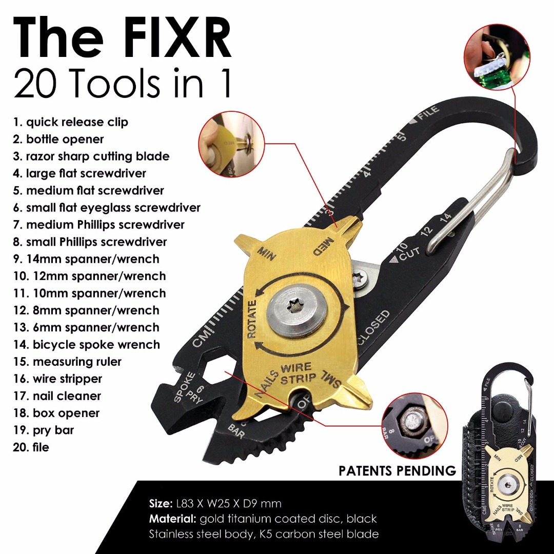 Multitool FIXR - 2