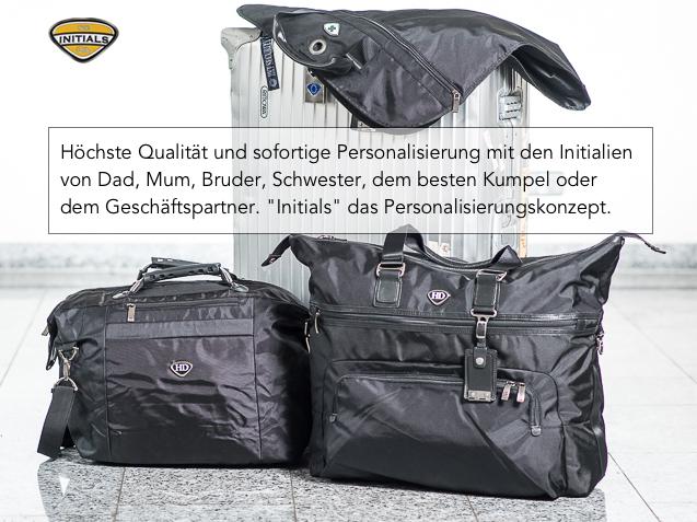 Personalisierbarer Schlüsselanhänger Wassermann Initialen AA bis ZZ - 5