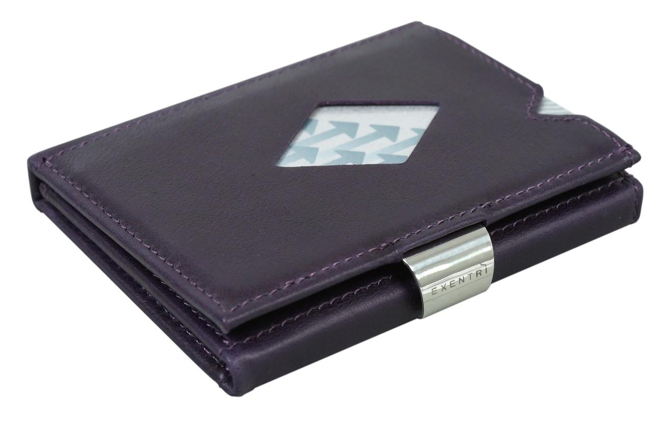 Exentri Wallet PURPLE HAZE mit RFID-Schutz