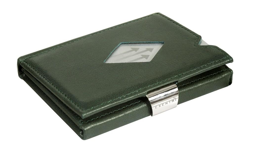 Exentri Wallet - Emerald Green - Mit RFID Schutz - 3