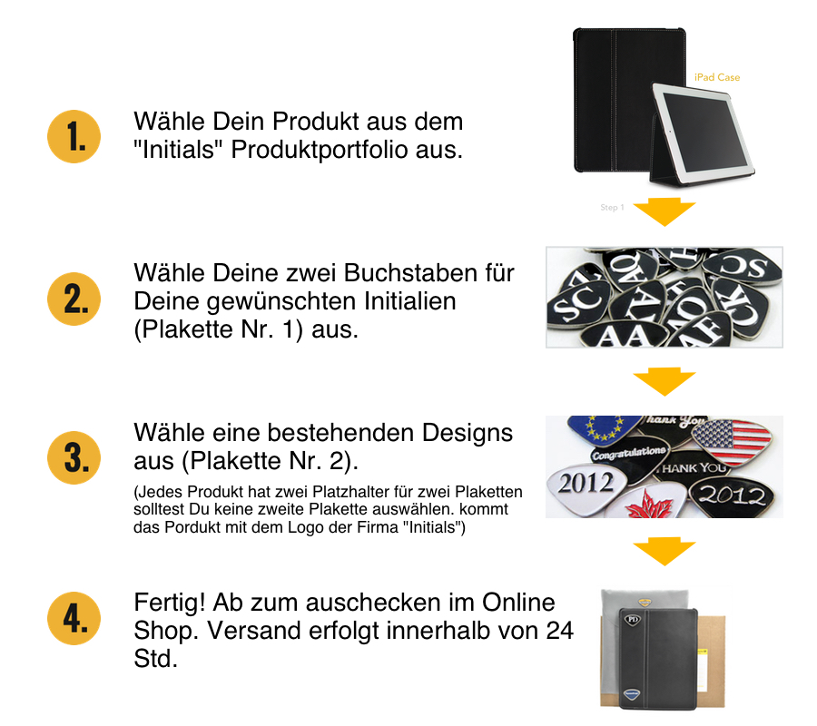 Personalisierbarer Schlüsselanhänger Wassermann Initialen AA bis ZZ - 4