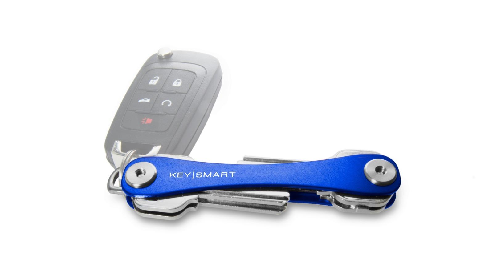 KeySmart Blau 21 inkl Anhängeröse