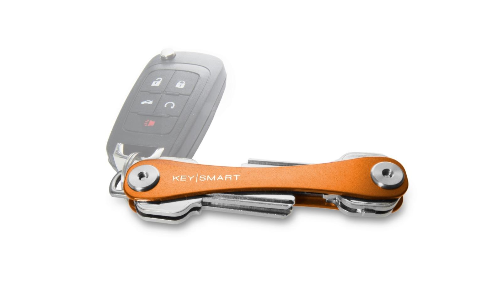 KeySmart Orange 2.1 inkl. Anhängeröse - 1