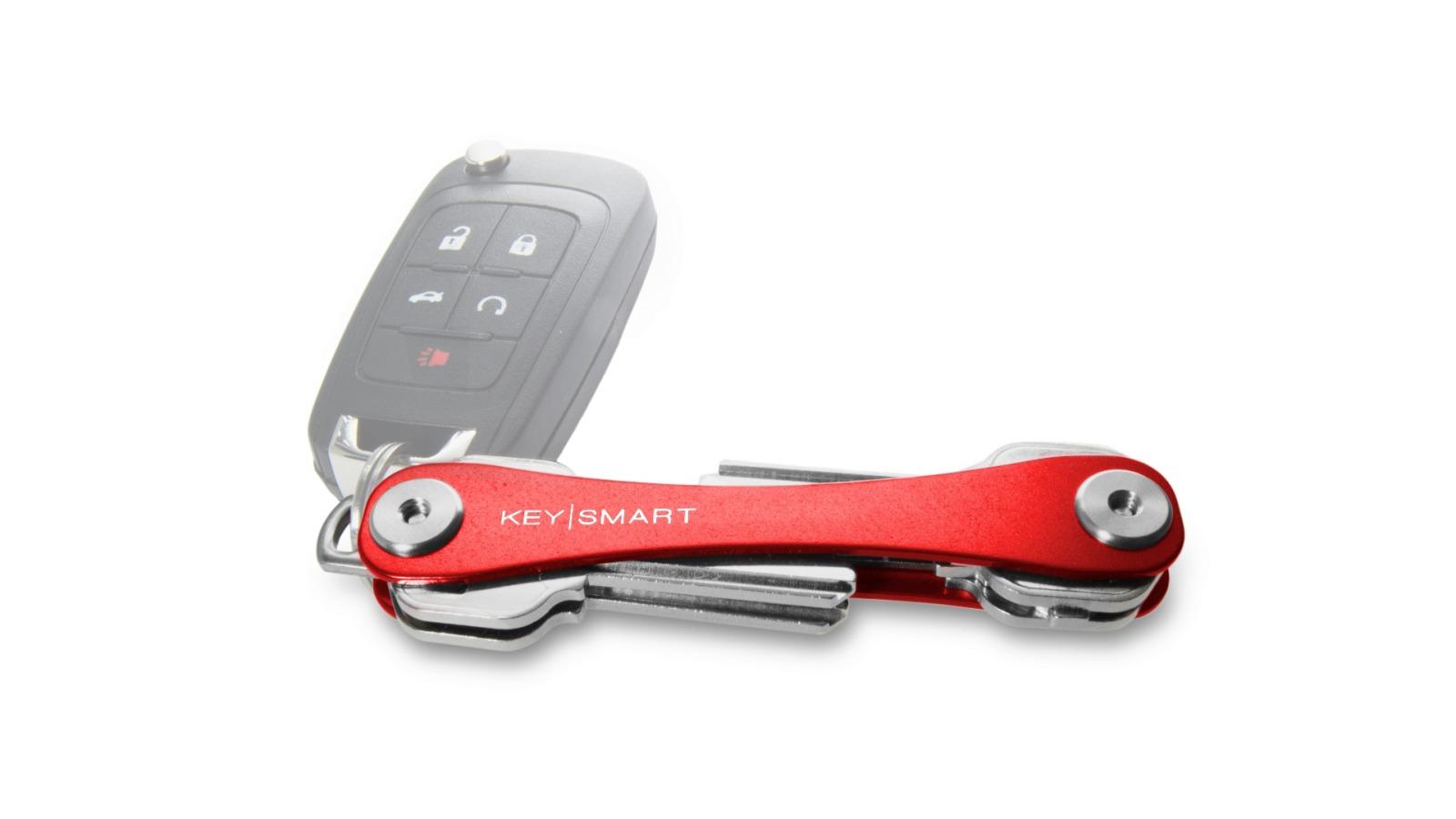 KeySmart Rot 21 inkl Anhängeröse - 1