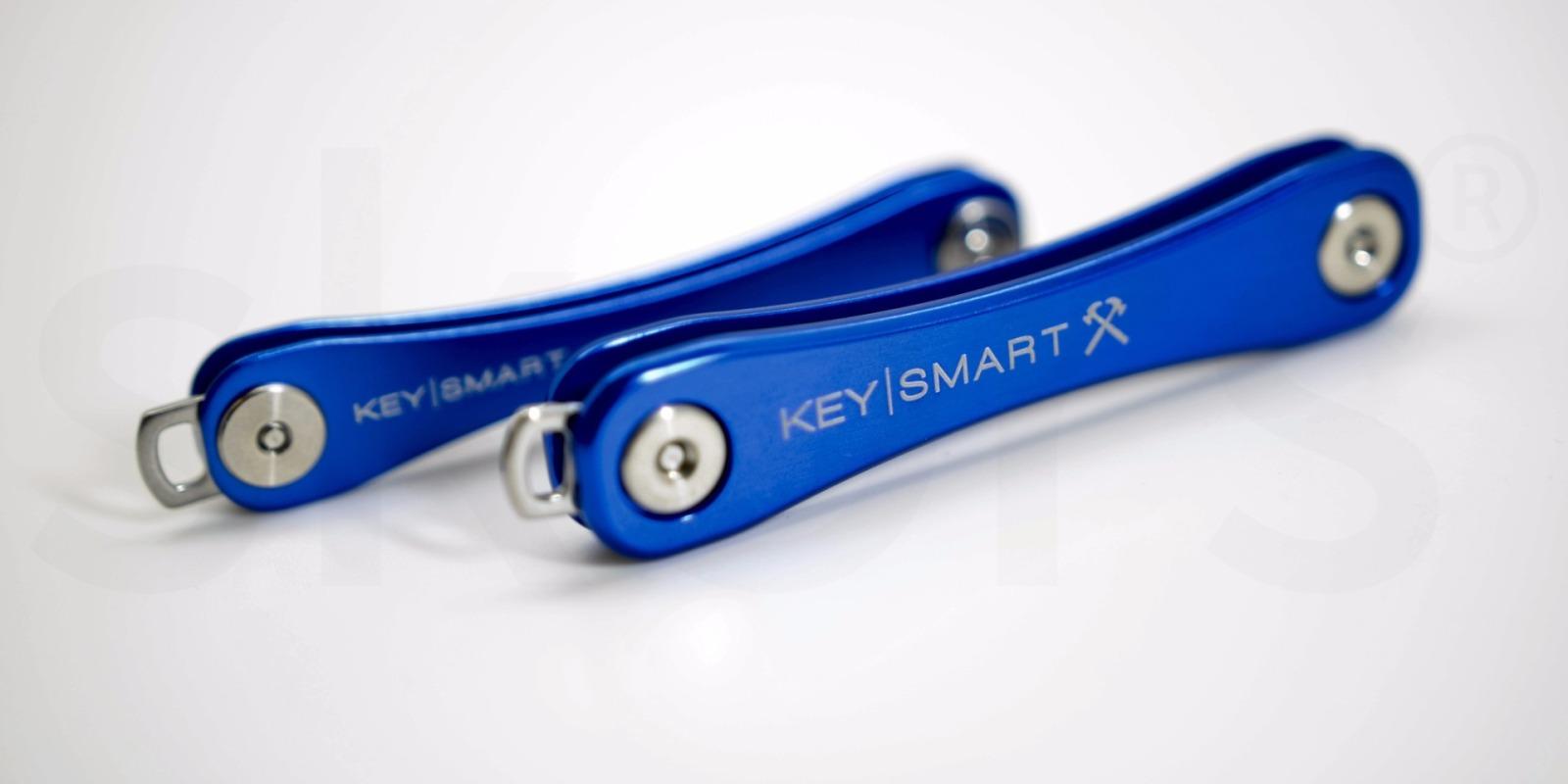 KeySmart Rugged in Blau 5