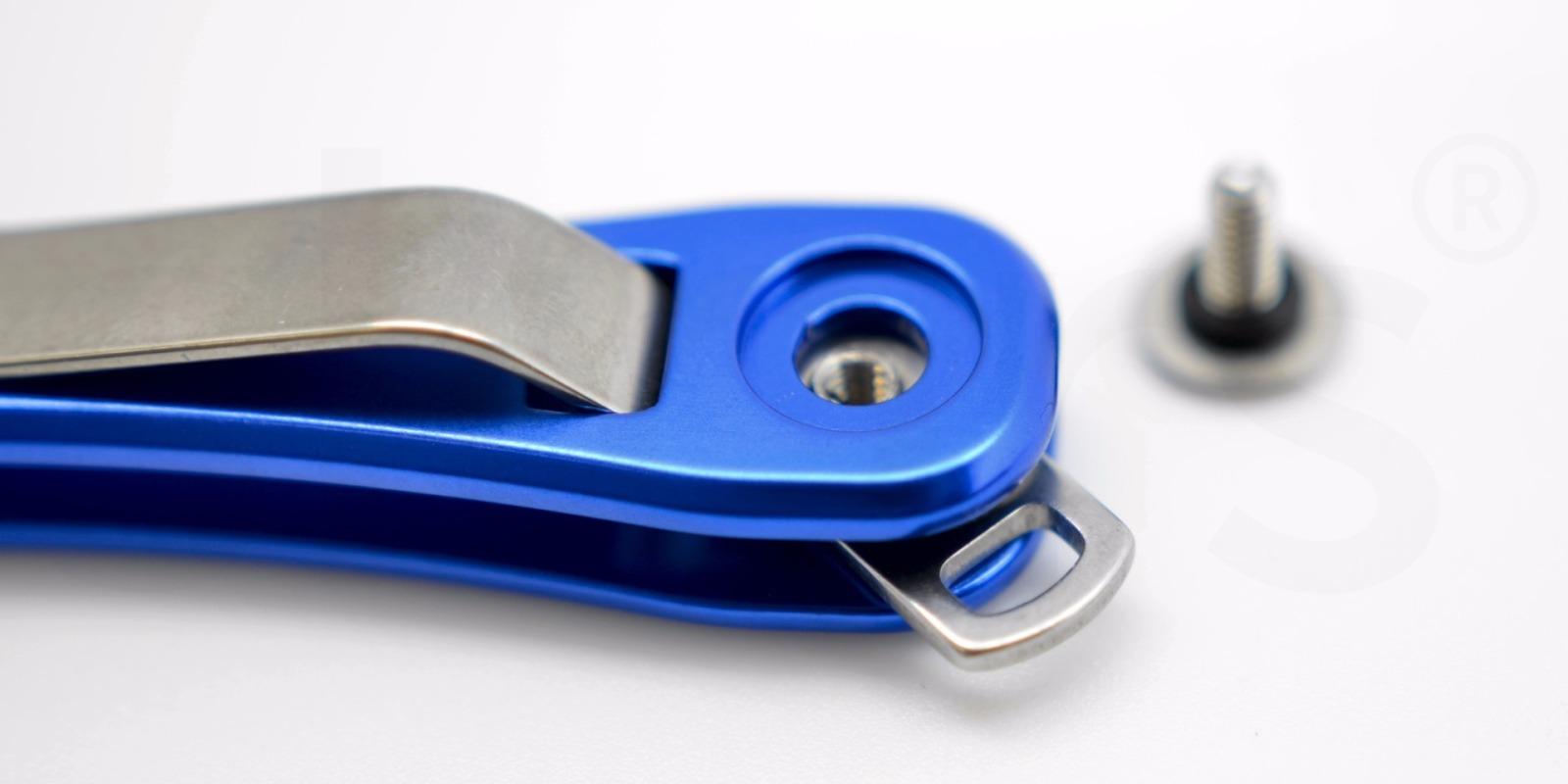 KeySmart Rugged in Blau 7