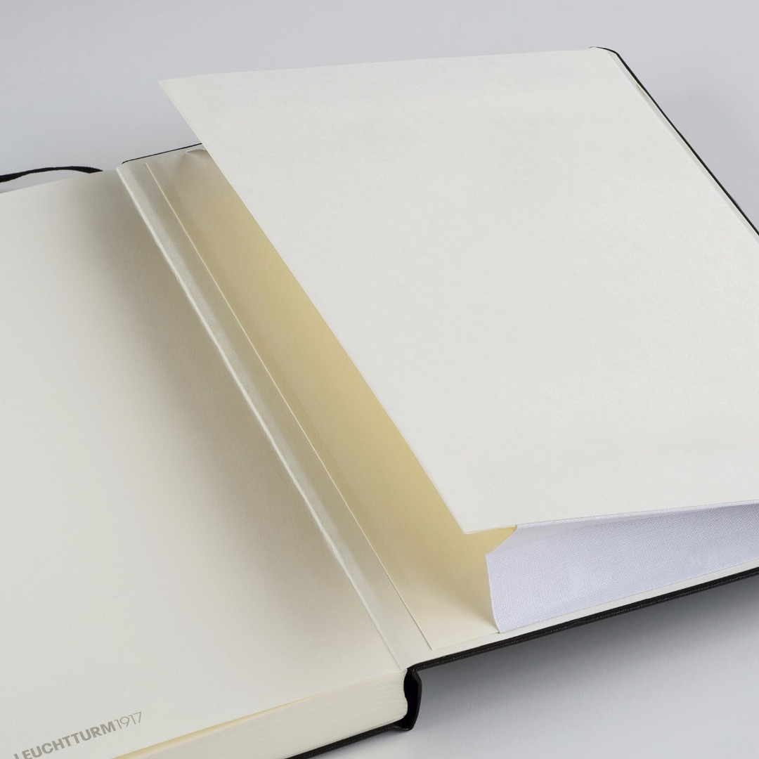 LEUCHTTURM1917-Notizbuch Farbe: Zitrone - 4