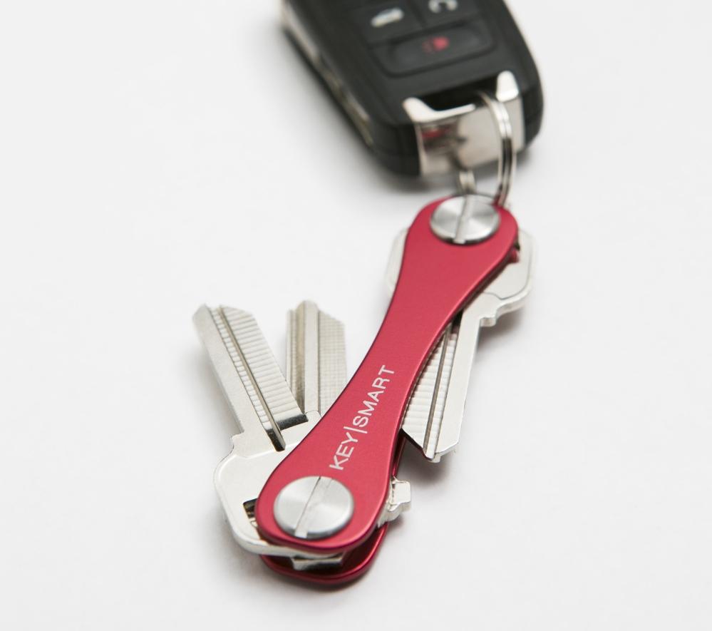 KeySmart Rot 21 inkl Anhängeröse - 5
