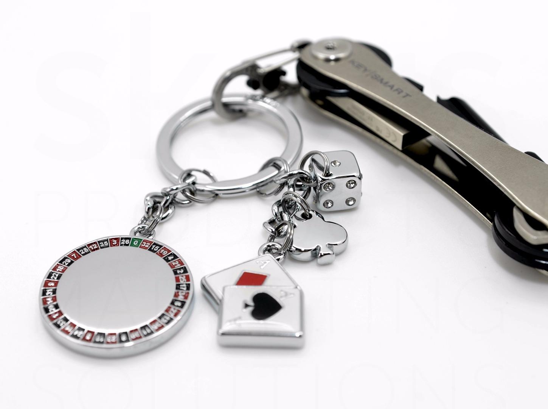 Schlüsselanhänger Vegas - 1