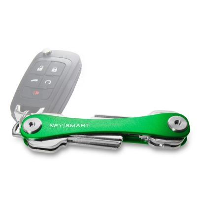 KeySmart Grün 2.1 inkl. Anhängeröse - KeySmart 2.1 in Grün - Dein original KeySmart aus Chicago - Made in the USA