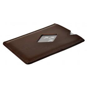Exentri Wallet - City Brown - Ohne RFID Schutz - Das Exentri City Wallet ist der ideale Begleiter fuer den Abend an dem Geldscheine keine Rolle spielt. Das Original aus Norwegen seit 1994.
