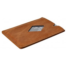 Exentri Wallet City Sand - Ohne RFID Schutz - Das Exentri City Wallet ist der ideale Begleiter für den Abend, an dem Geldscheine keine Rolle spielt. Das Original aus Norwegen seit 1994.