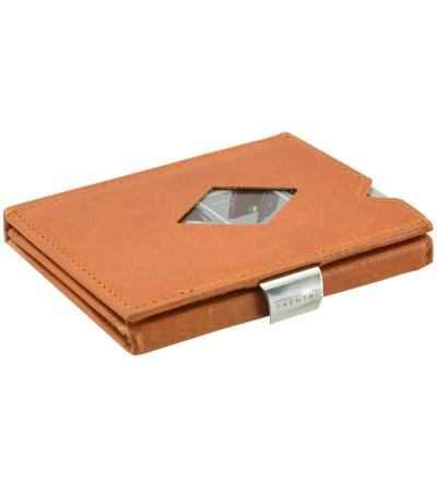 Exentri Wallet - Cognac - Ohne RFID Schutz - Das Cognac Mini-Wallet von Exentri liefert eine tolle performance. Die Farbe ist absolut einzigartig und besticht wie immer durch Qualitaet Style und dem einzigartigen Ordnungssinn.