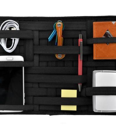 Grit-It Large - Das vielseitige Organisations-System fuer Ihre Tasche - Grid-It. Groesse Large