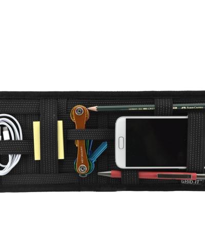 Grit-It Sonnenblende - Das vielseitige Organisations-System fuer Ihre Tasche - Grid-It.