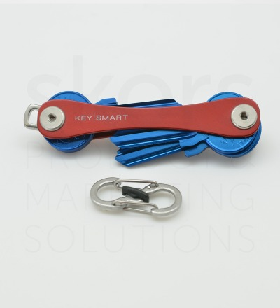 KeySmart Lock-Special - 1xKeySmart 2.1 1x Quick Connect Lock Silber
