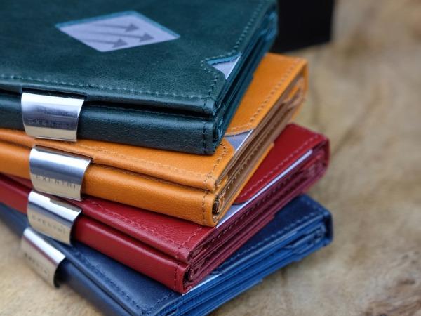 Mehr Micro Wallet geht einfach nicht beim Exentri Wallet. Schlussendlich siegt dann doch die Qualität und das einfache Handling.