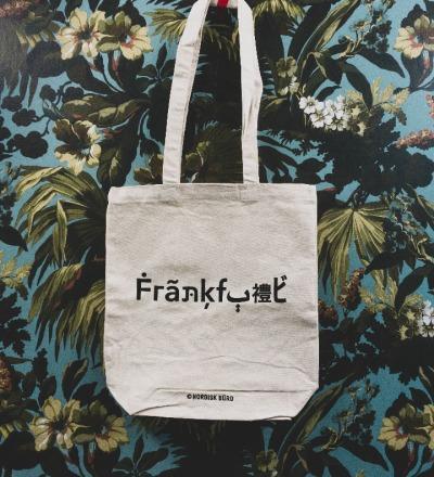 The Original Frankfurt Bag Weiße Tasche