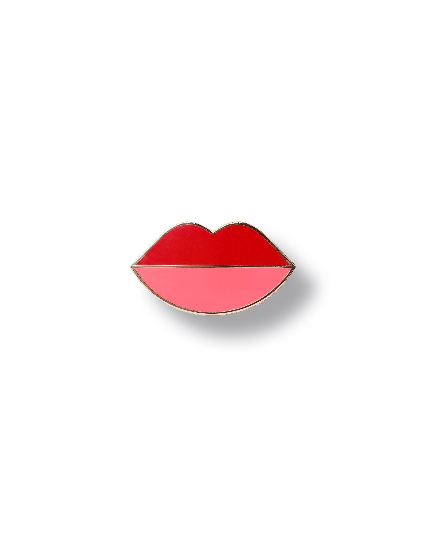 Pin lips - 1