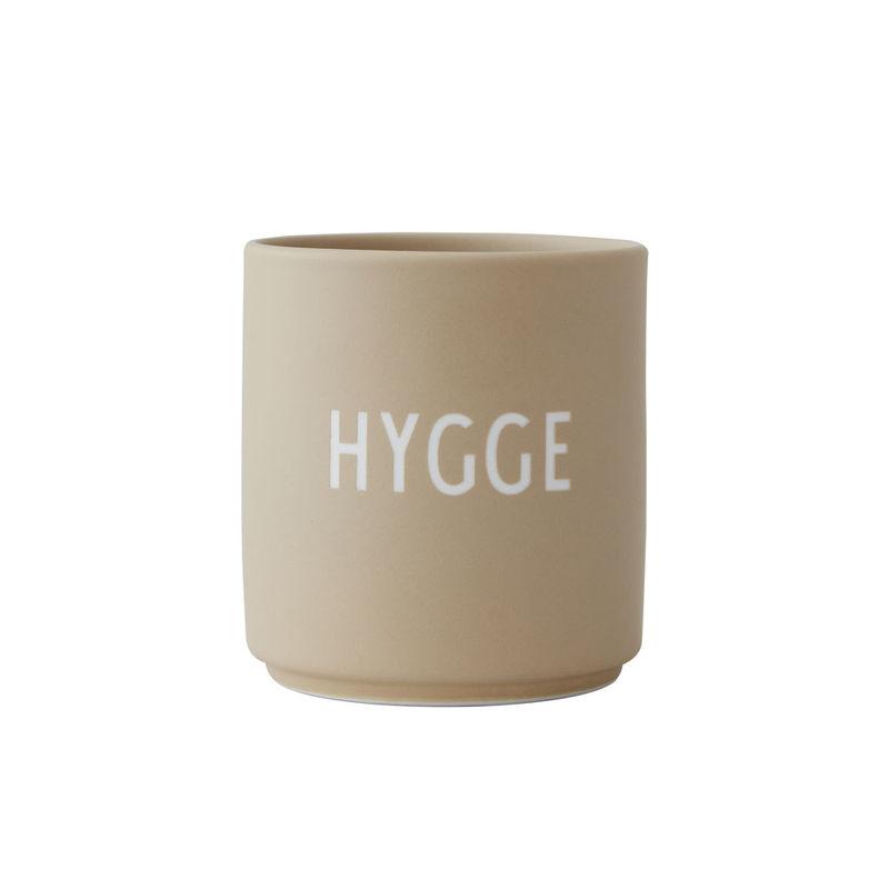 Porzellanbecher HYGGE beige