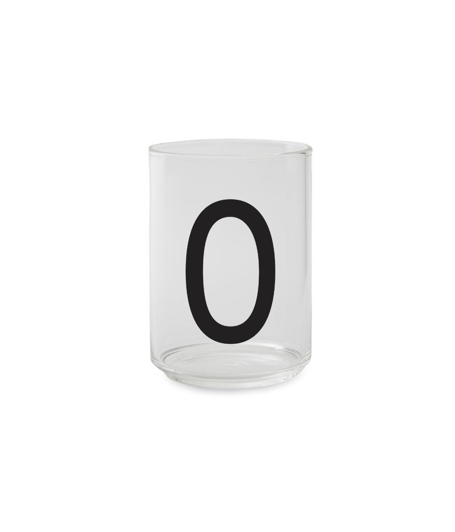 Trinkglas O - 1