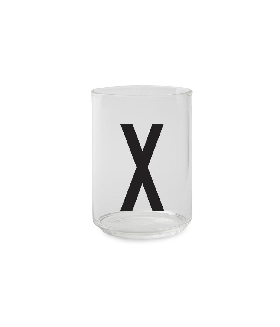 Trinkglas X - 1