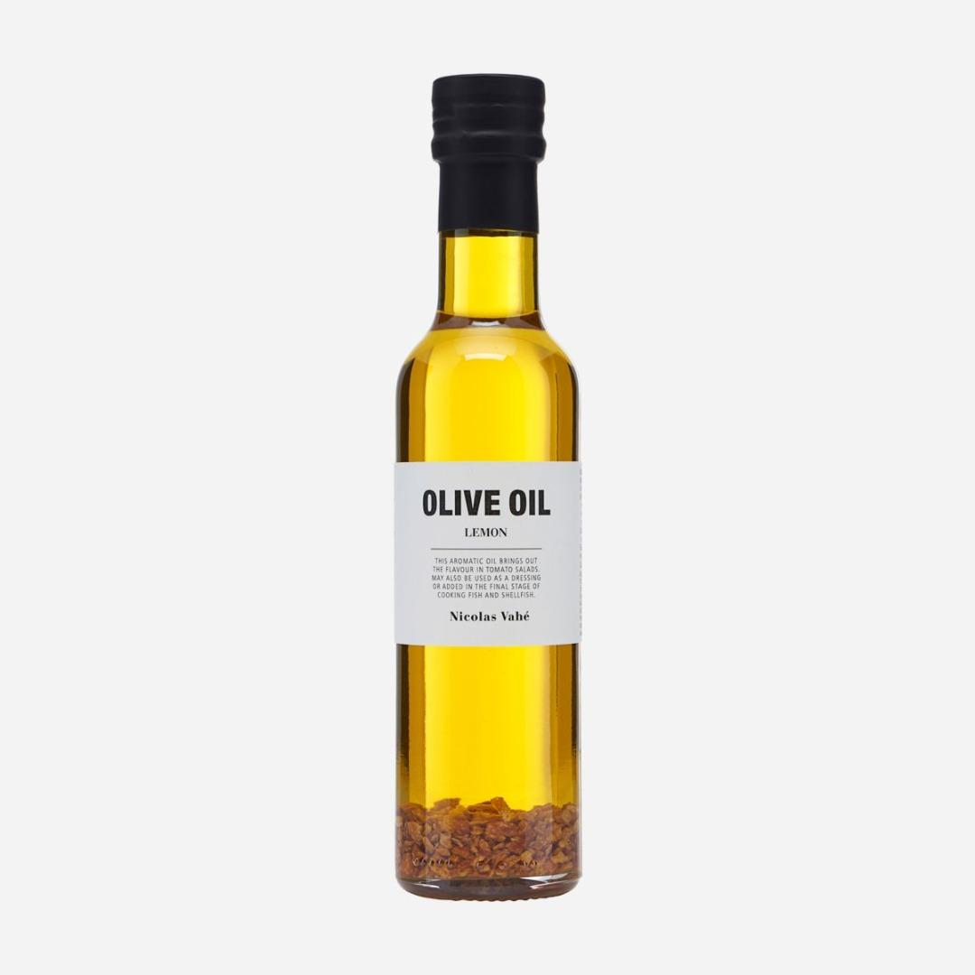 Olivenöl 995 mit Zitronenschale 250 ml