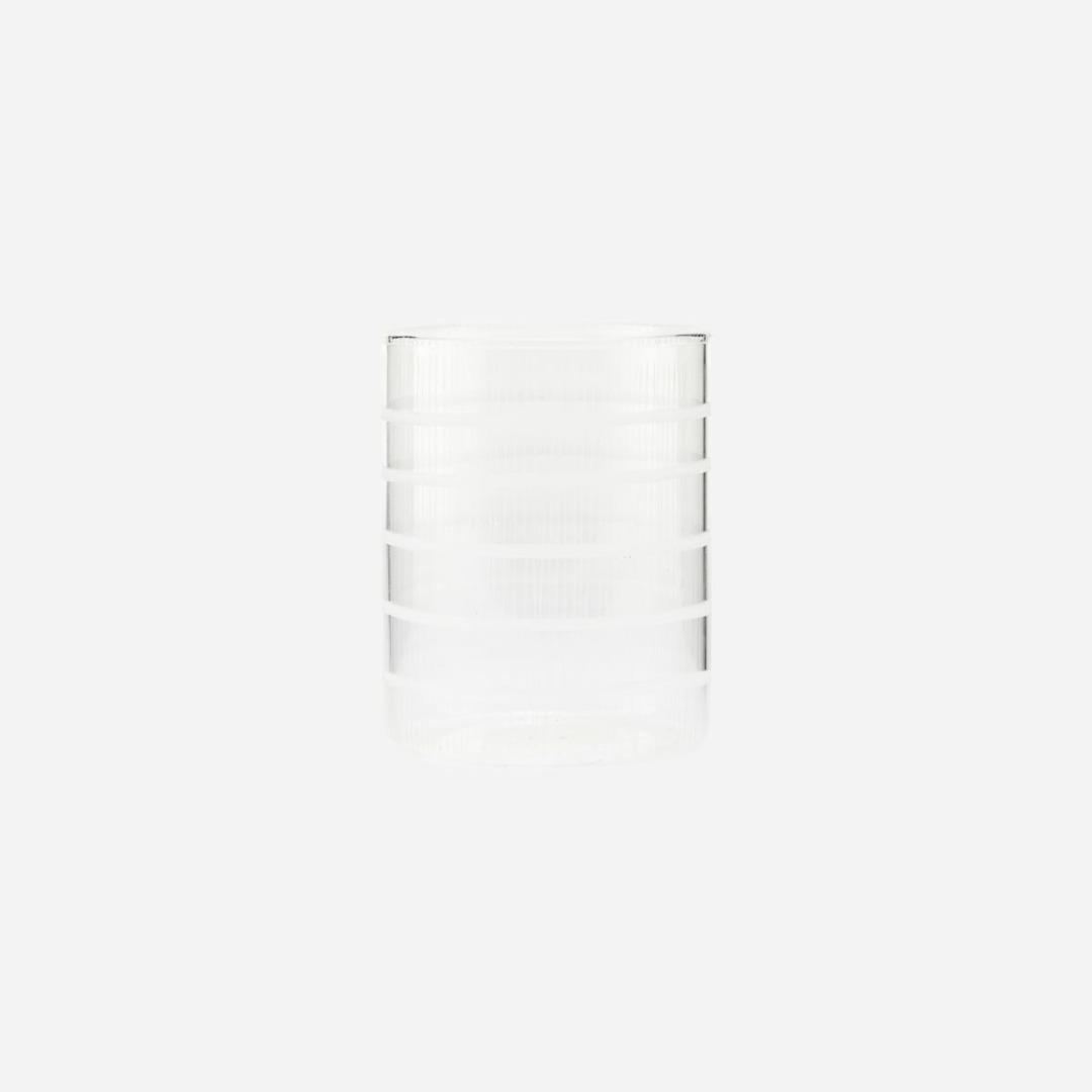 Teelicht BREEZE klar / klein