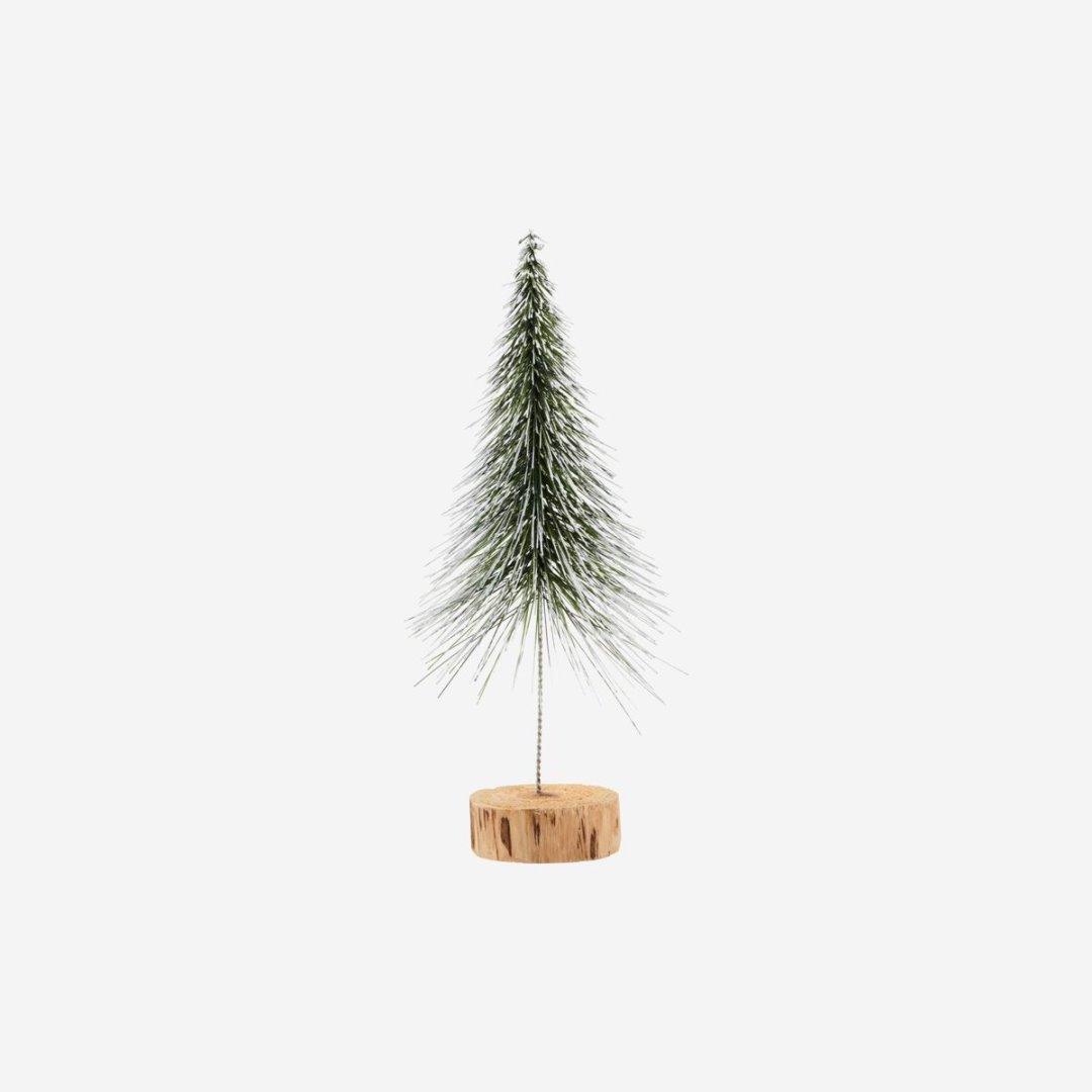 Weihnachtsbaum Sprinkle / natur H:30cm