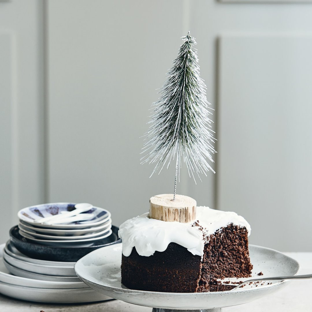 Weihnachtsbaum Sprinkle / natur H:30cm 2