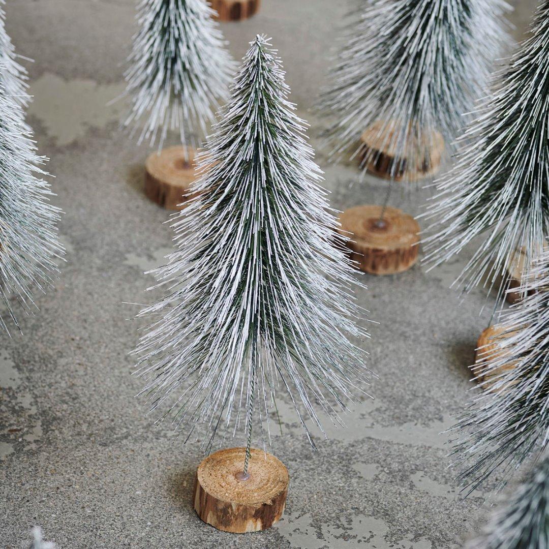 Weihnachtsbaum Sprinkle / natur H:30cm 4
