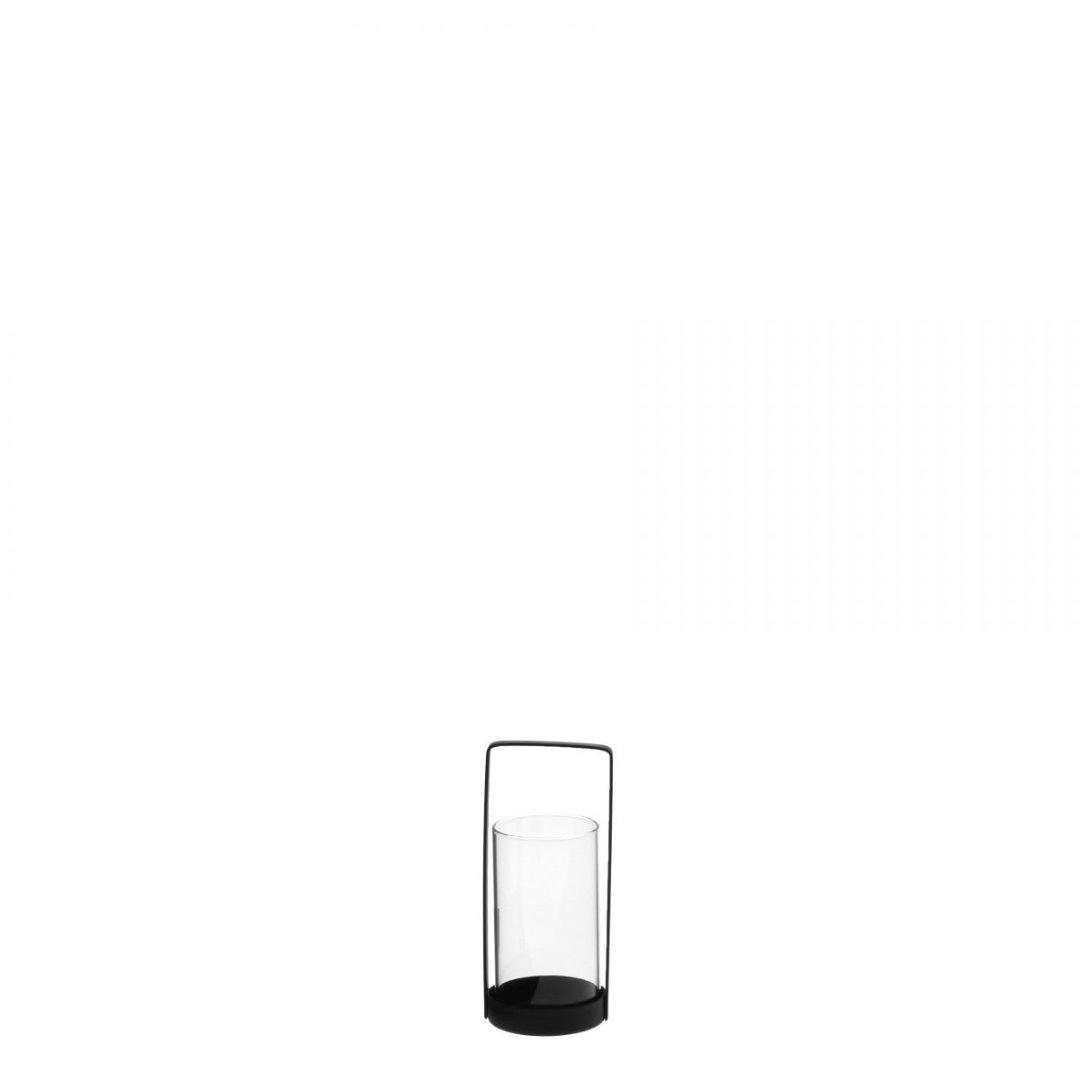 Laterne mini schwarz 2