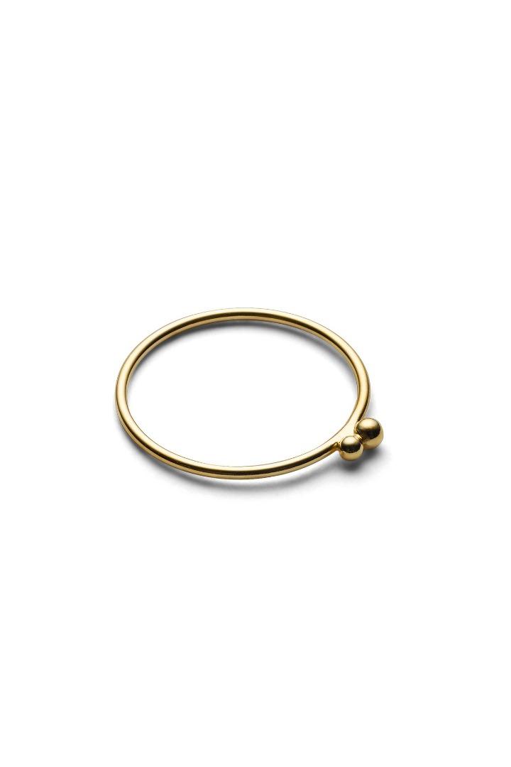 RING 2 POLLEN GOLD M