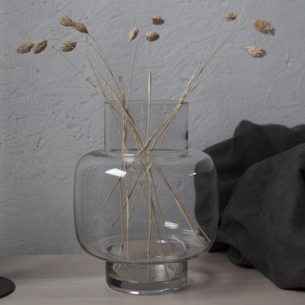 Aspliden Glasvase klar 2