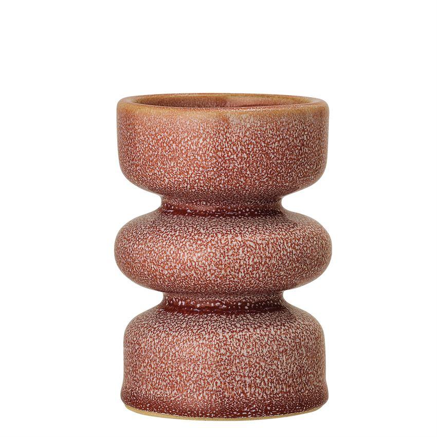 Kerzenhalter Rose Steinzeug H115cm