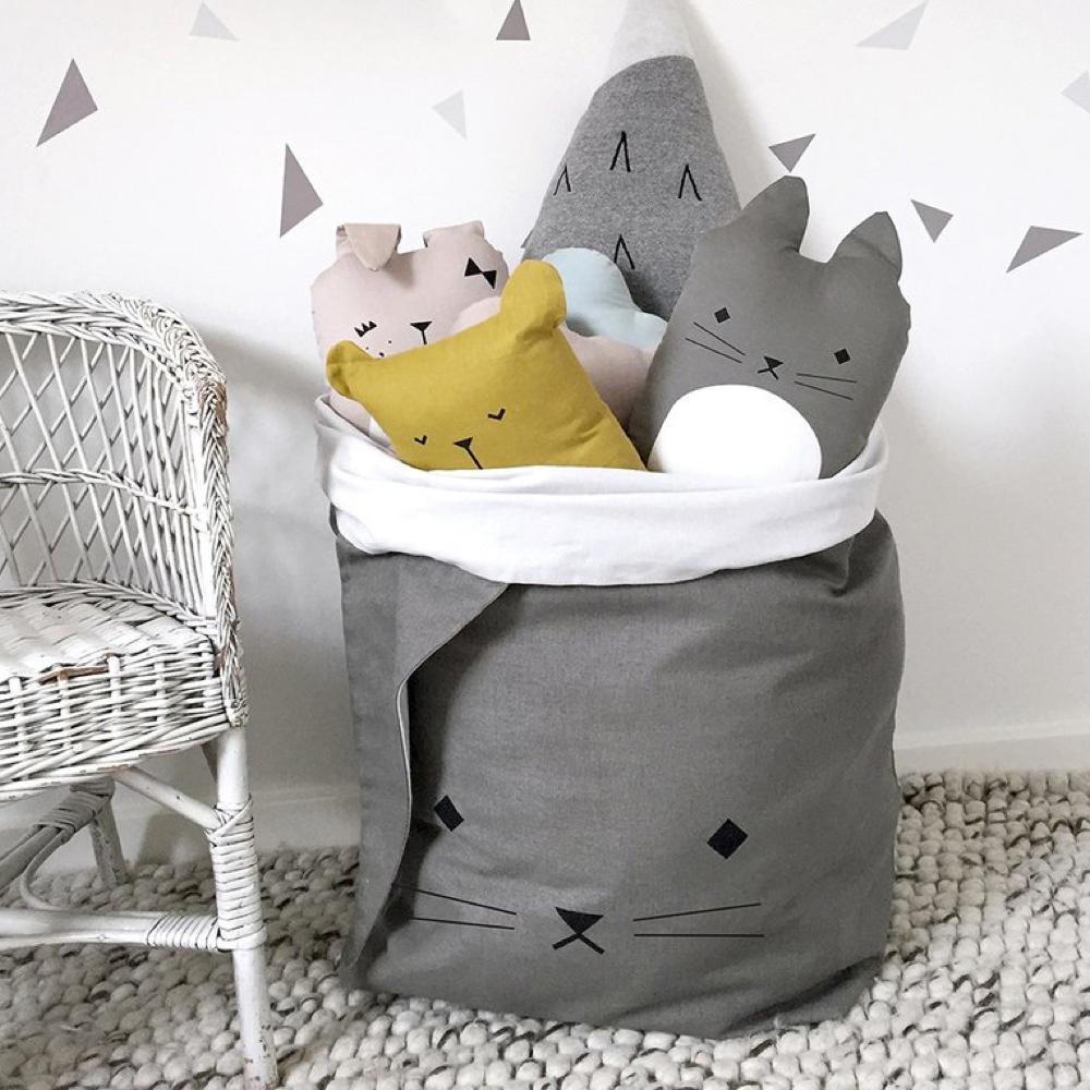 Tierkissen - cuddly cat - 2