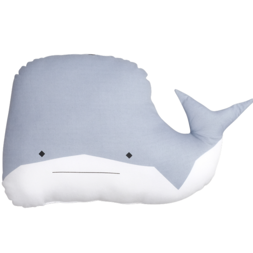 Tierkissen - whitty whale