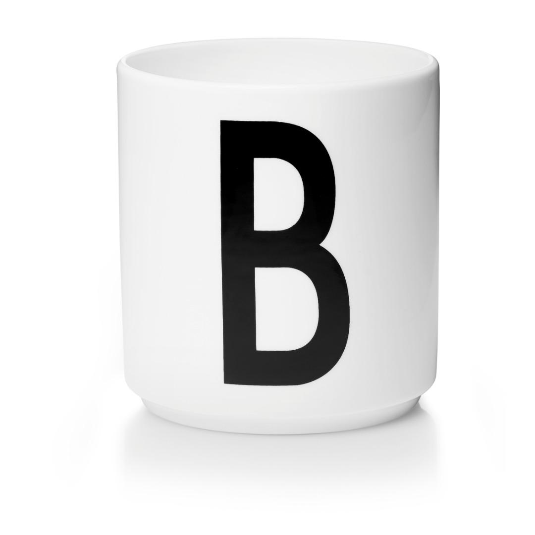 Porzellanbecher B