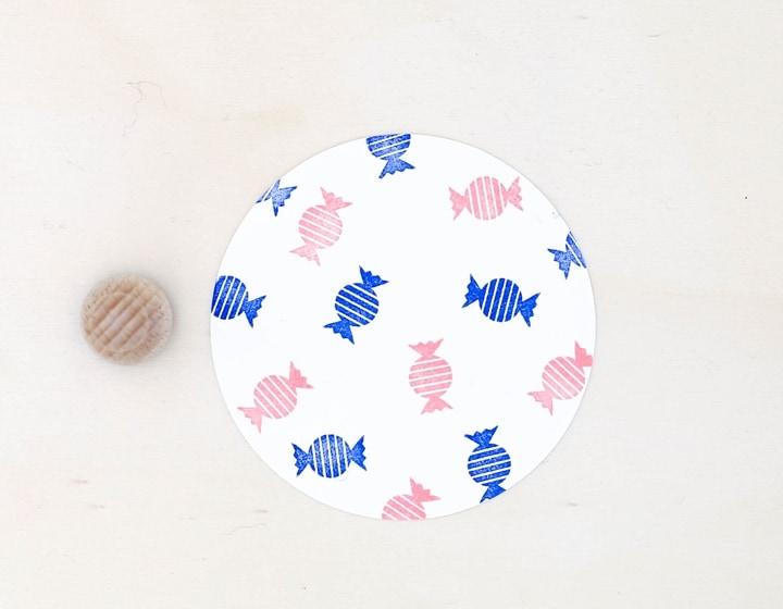 Stempel Bonbon mini