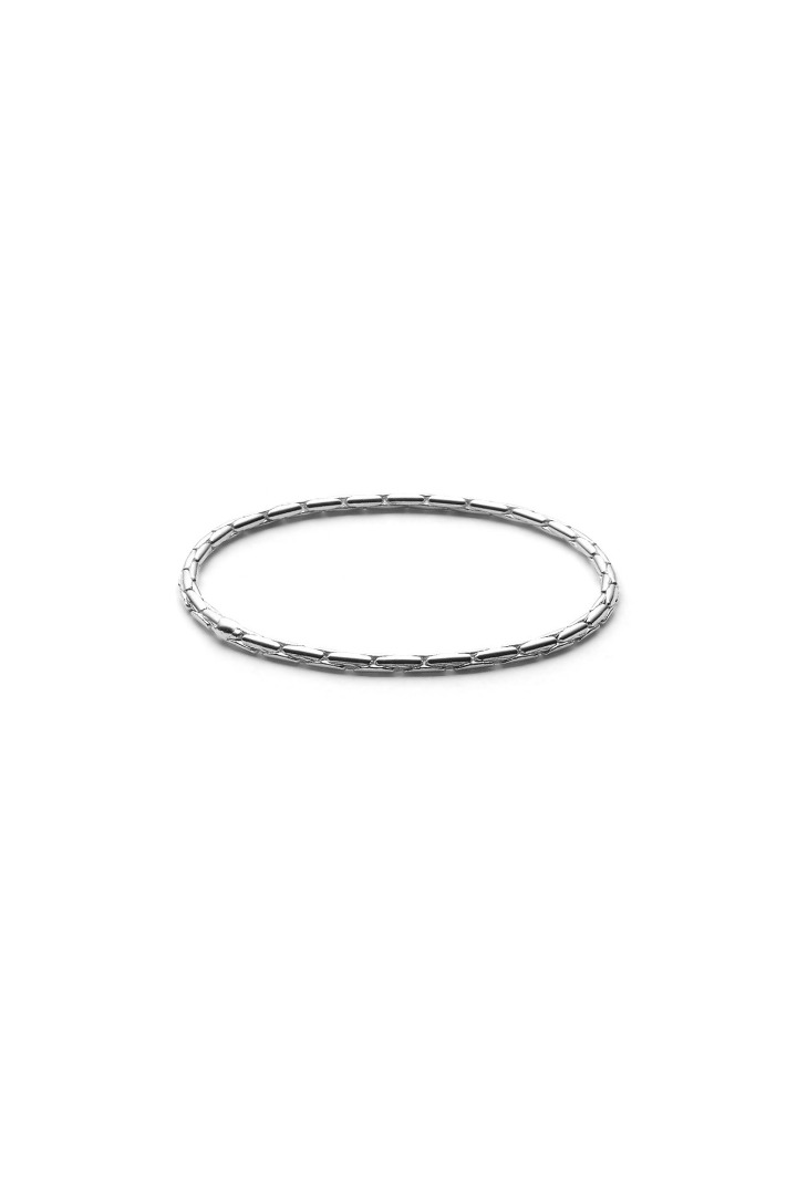 RING BOSTON SILBER L