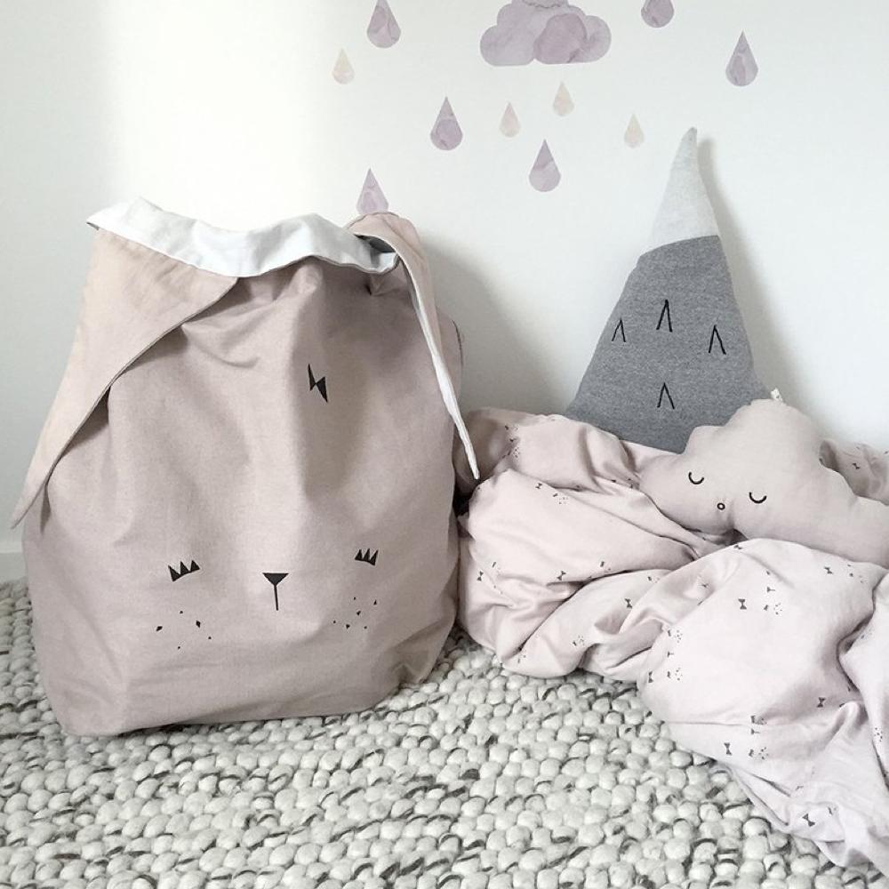 Aufbewahrungstasche - cute bunny - 2