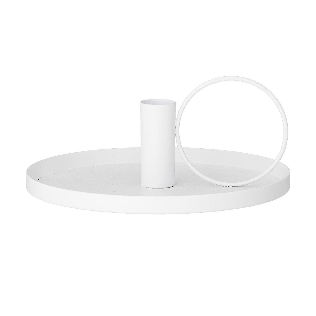 Kerzenhalter White - 1