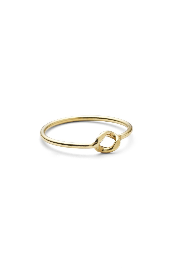 CLEO RING GOLD S