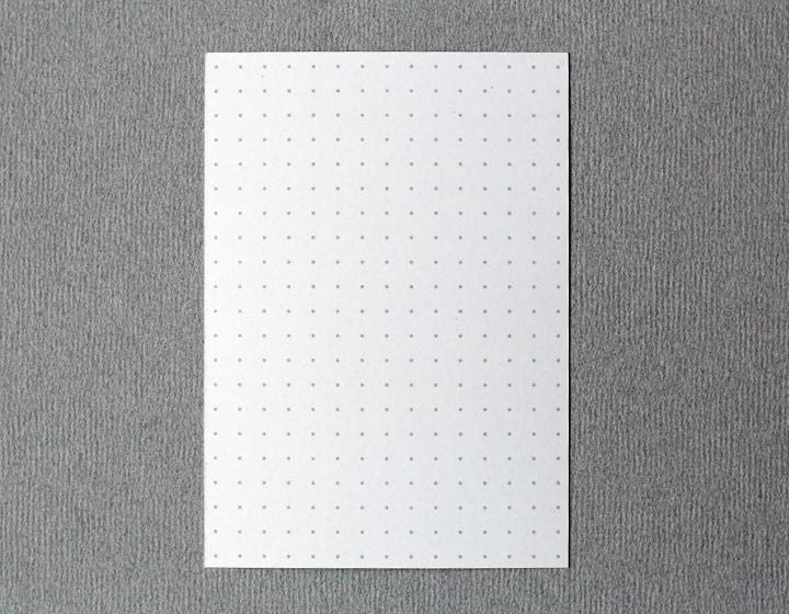 Postkarte Dots klein