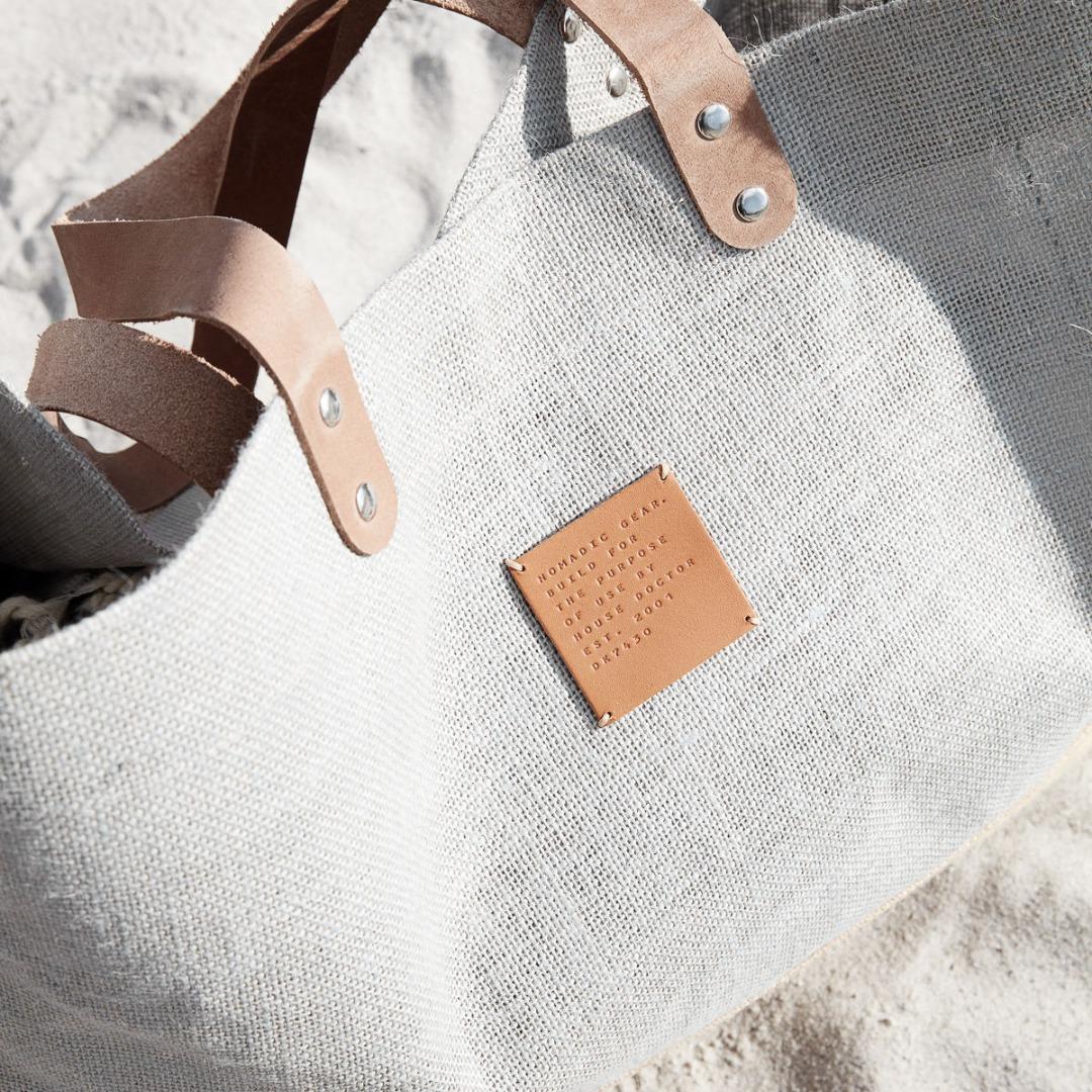Shopping Bag CARRIE grau
