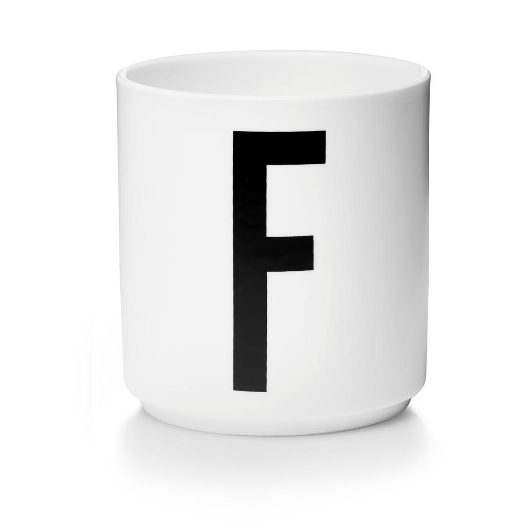 Porzellanbecher F - 1