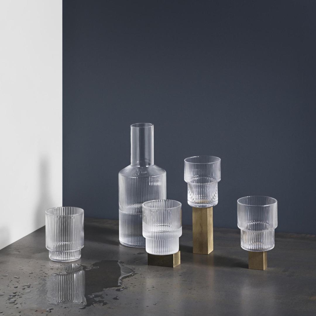 Ripple Glas 4er Pack - 3