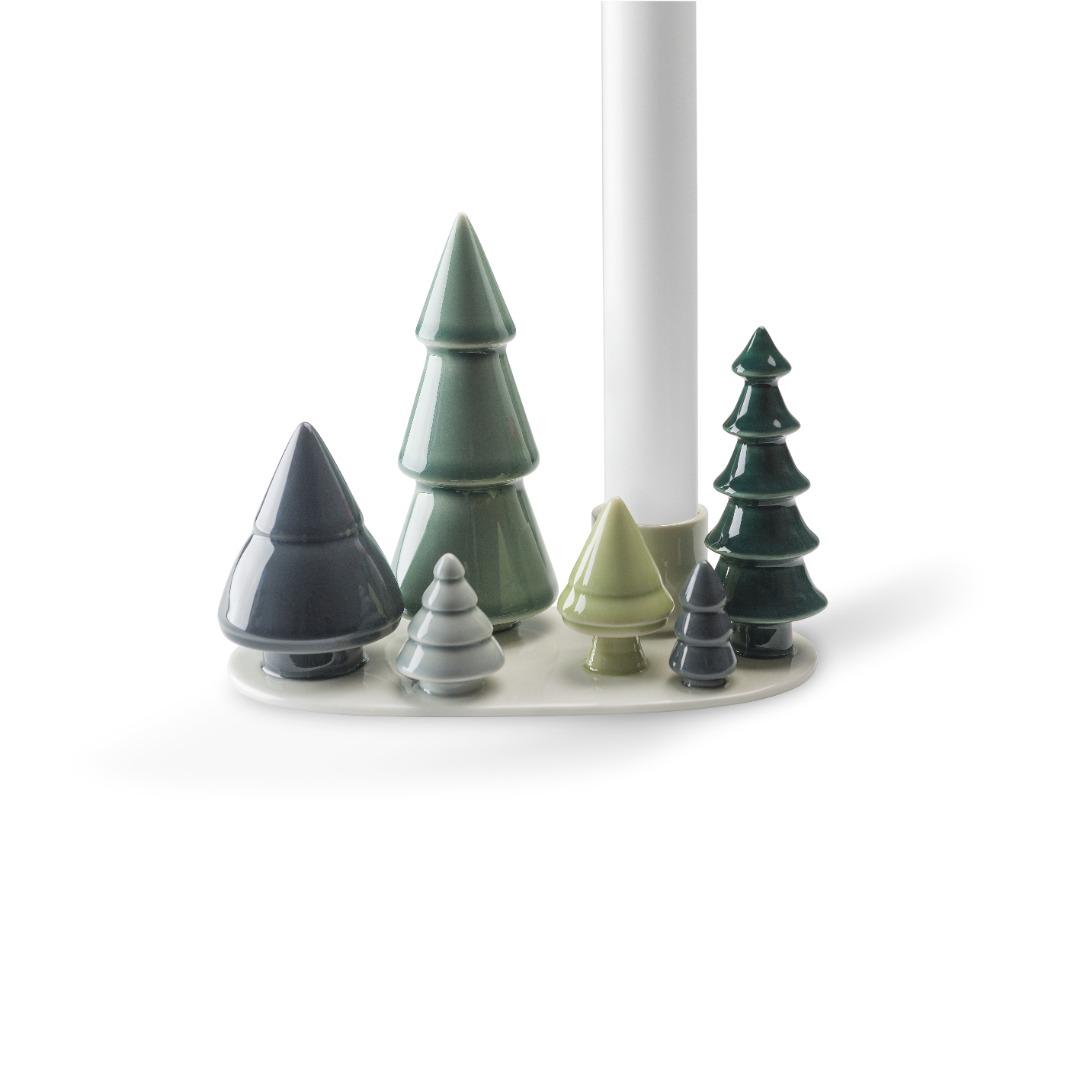 Kerzenhalter Winterstories FOREST