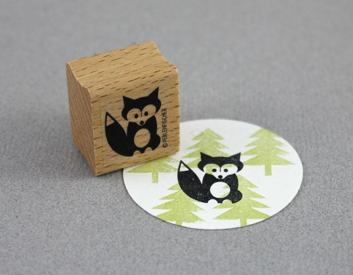 Stempel Fuchs klein