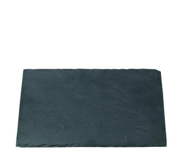 Schieferplatte, W20xL30cm